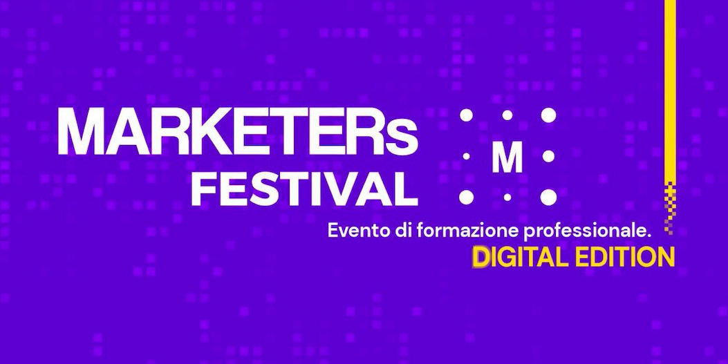 IUSVE è partner di MARKETERs Festival: nuove interessanti opportunità per gli studenti