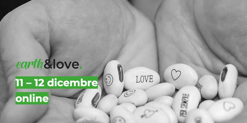 Partecipa a Earth&Love con lo IUSVEsocialTEAM: online l'11 e 12 dicembre