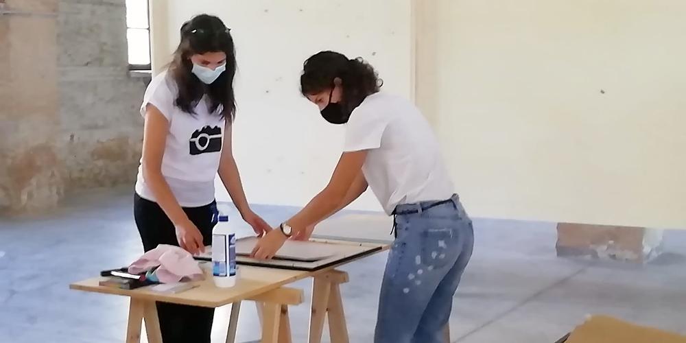 Partecipa come volontario al Festival di Fotografia Grenze