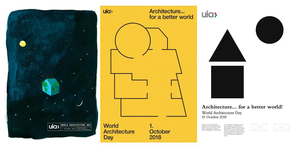 Davide Folador si classifica al terzo posto al concorso dell'Unione Internazionale degli Architetti