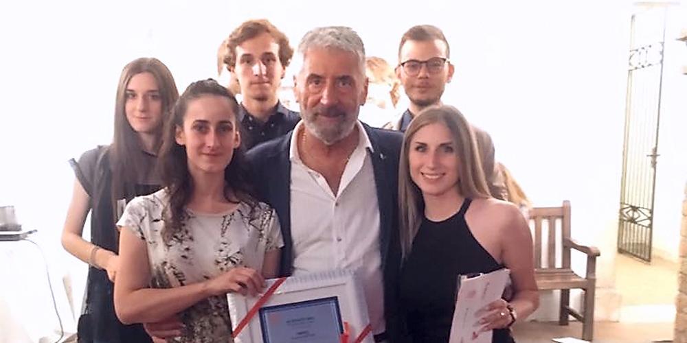 Premiati quattro nostri studenti alla Pordenone Design Week dell'ISIA