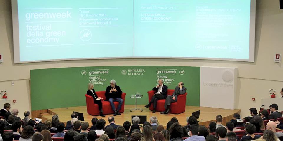 Borse di soggiorno per la Green Week: il festival della green economy