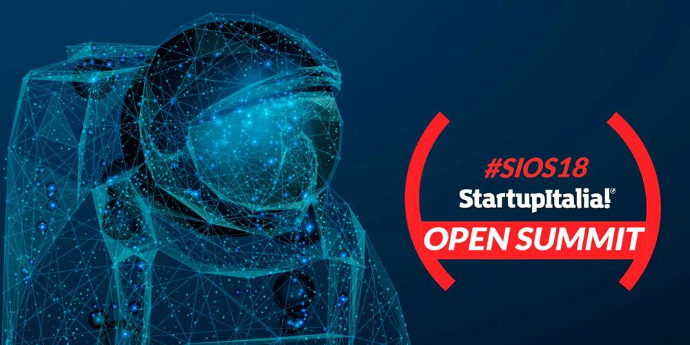 IUSVE partner di StartUpItalia! Open Summit 2018, invia la tua candidatura per lo #IUSVESocialTeam