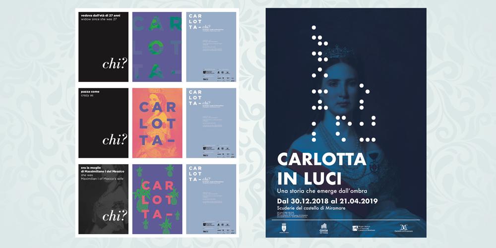 """Ecco i vincitori del contest per la mostra su """"Carlotta del Belgio"""""""