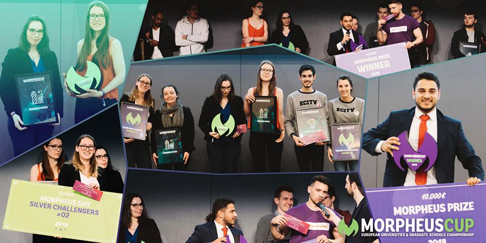 IUSVE partner di Morpheus Cup 2019: invia la tua candidatura per la più grande competizione accademica