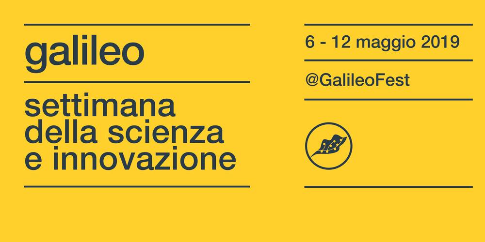 """Galileo Festival 2019: invia la tua candidatura per partecipare al """"Progetto Academy"""""""