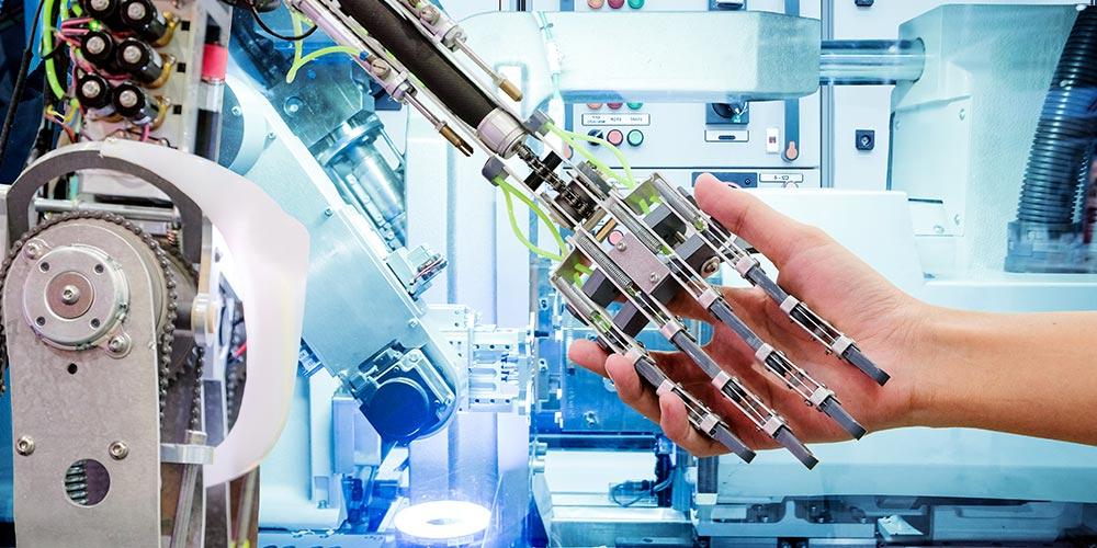 focus innovazione societa robotizzata