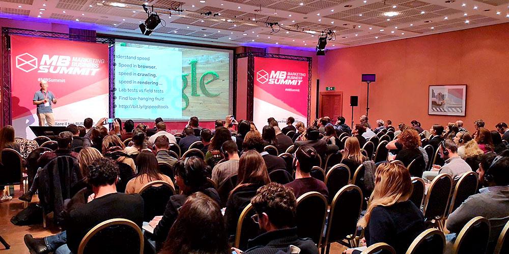 IUSVE è partner del Marketing Business Summit 2019