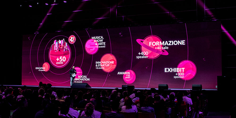IUSVE partner del Web Marketing Festival 2019 scopri come partecipare