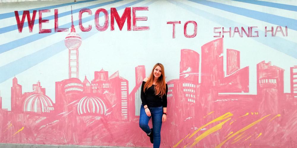 Camilla Artusato racconta la sua esperienza a Shanghai con IUSVE e USAC
