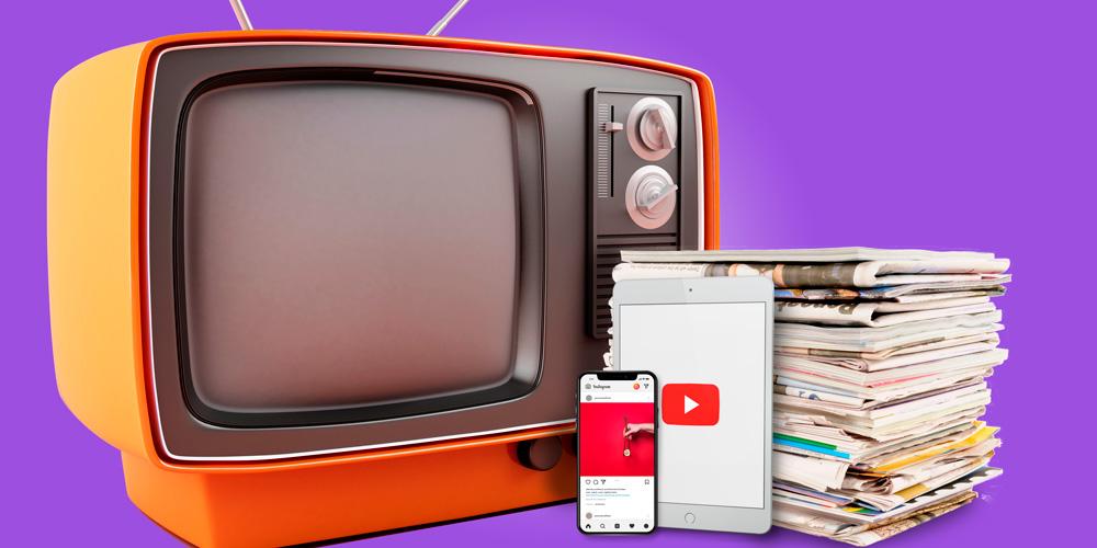 FOCUS - Evoluzione della comunicazione pubblicitaria negli ultimi 70 anni
