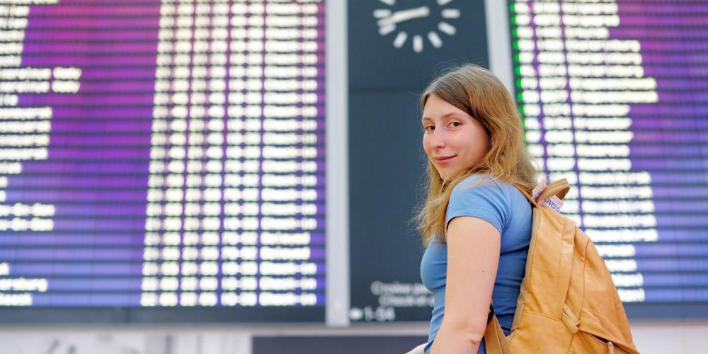 Graduatorie per borse di studio all'estero a.a. 2020-2021