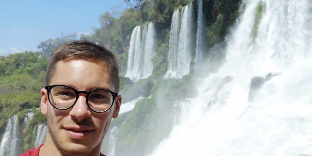 Roberto racconta la passata esperienza a Montevideo (Uruguay) con IUSVE e USAC