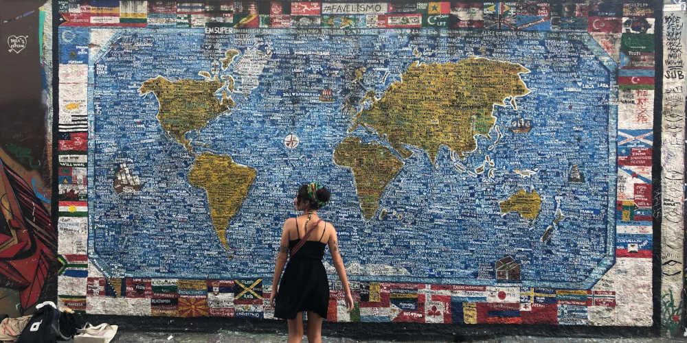 Giulia racconta la passata esperienza a Florianopolis con IUSVE e USAC